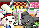 Rabbit buy candy