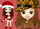 Cute Girl Christmas