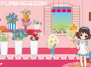 Flower Store Decor