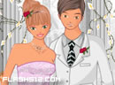 Bridal Couple Dress Up