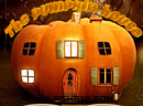 Halloween Pumpkin House Differences