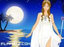 Sea Goddess Dress Up