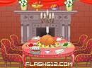 Thanksgiving Table Settings