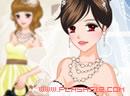 Blushing Bride Dress Up