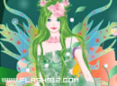 Pretty Flower fairy