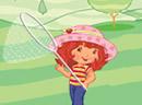 Strawberryland butterfly catch