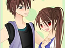 Manga Cover Maker Game