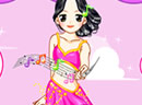 singing fairy girl