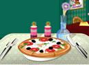Italian Dinner Table Decoration