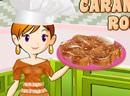 Sara's Cooking Class: Caramel Rolls