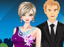 Oscar Couple Dress Up