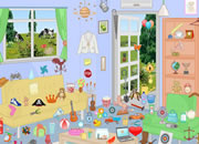 Yellow House - Hidden Objects