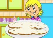 Kiddie Kitchen: French Bread Pizza