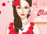 Charming Red Wedding Style