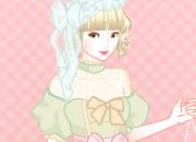 Lolita Bride Dress Up
