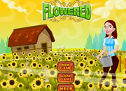 Flowered/