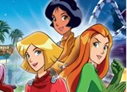Totally Spies Hidden Numbers