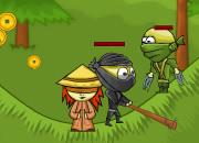 Ninja and Blind Girl
