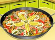 Sara's Cooking Class: Paella