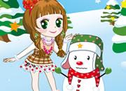 Princess and Snowma