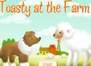 Toasty at the Farm