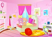 Pajama Party Room Decoration