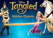 Tangled - Hidden Objects