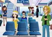 Naughty Air Hostess