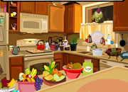 Kitchen Room Hidden Object