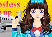 Air Hostess Make Up