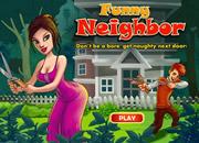 Funny Neighbor