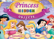 Princess - Hidden Objects