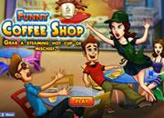 Funny Coffee Shop
