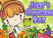 Jane's Cooking Day