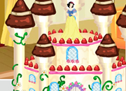 Princess Castle Cake Decoration