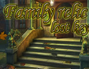 Family relic lost key