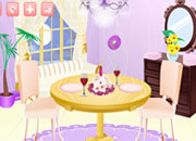 Interior Designer- Romantic Diner