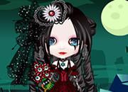 Chic Gothic Bride