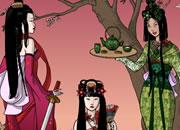 Geisha Scene
