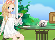 Coffee in My Garden