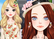 The Girl Next Door Makeover and Dress Up