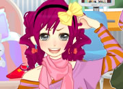 anime look dress up game