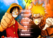 One Piece vs Naruto v3