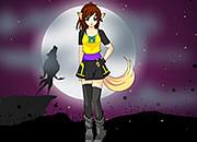 Wolf Girl Dressup