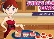 Christmas Snacks: Sara's Cooking Class