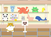 Plush Toys Shop Escape