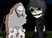 Halloween Girl Escape