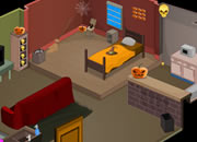 Cutaway Halloween Escape