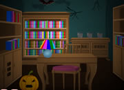 Scary Halloween House Escape 3