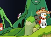 Christmas Garden Escape